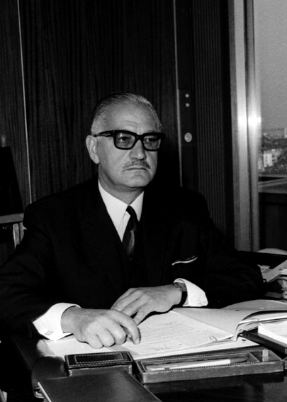 Albert Borschette, Member of the CEC