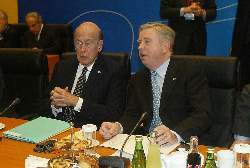 Athens Informal European Council, 16/04/2003