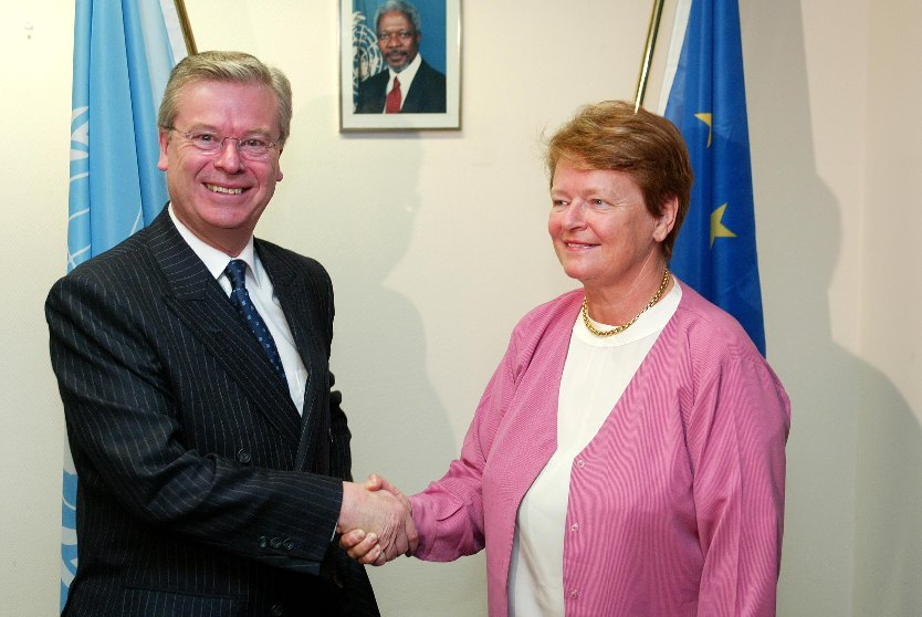 High Level Meeting between the EC and the WHO