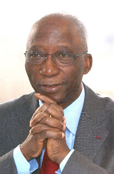 Visit of Seydou Elimane Diarra, Prime Minister of the Côte d'Ivoire, to the EC