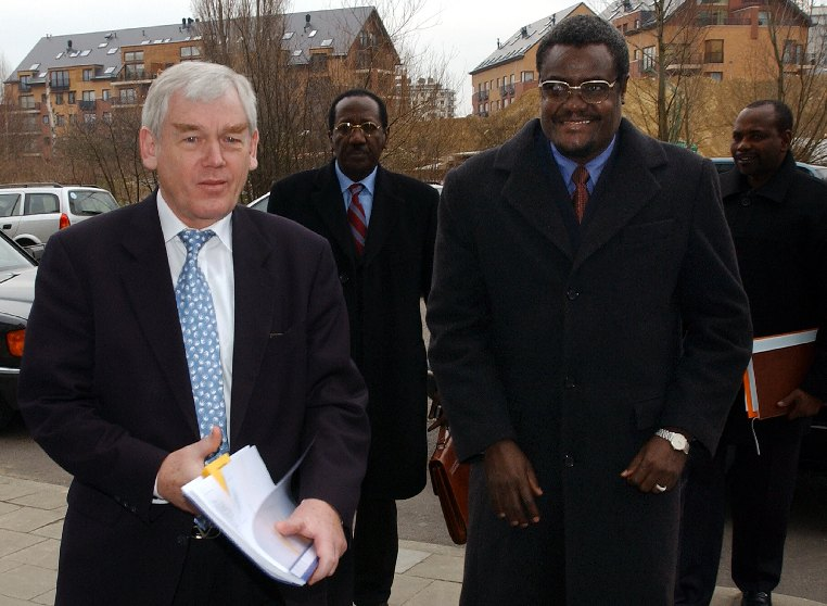 Visit of Moussa Faki, Chad Prime Minister, to the EC
