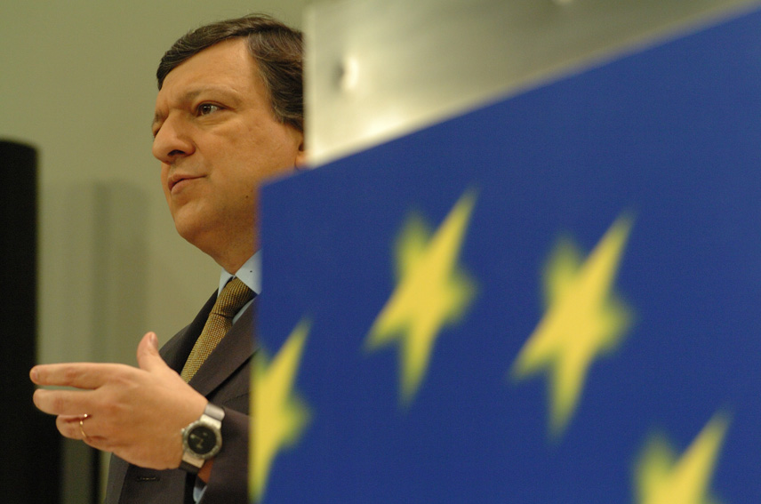 Press conference by José Manuel Barroso, President of the EC, after the Brussels European Council, 15-16/12/2005