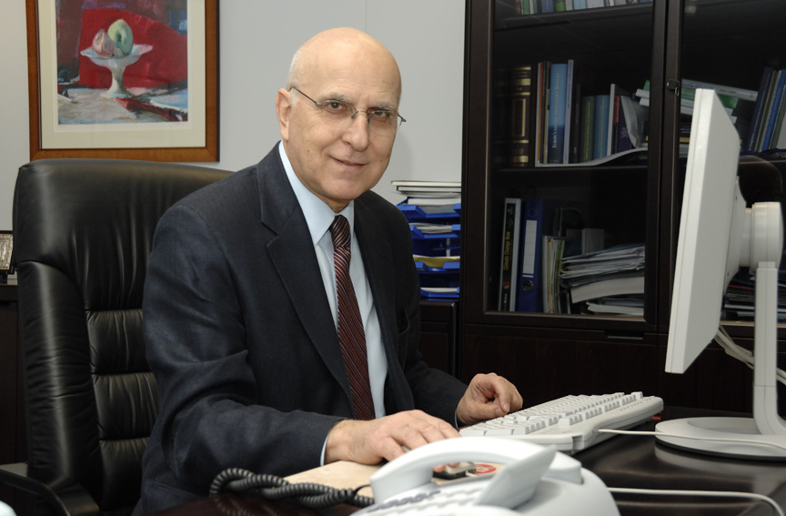 Stavros Dimas, Member of the EC in charge of Environment