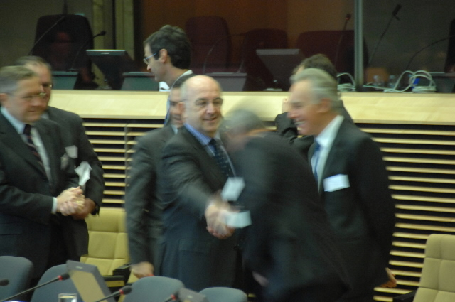 Participation of Joaquim Almunia, Member of the EC, in the EMU@10 conference