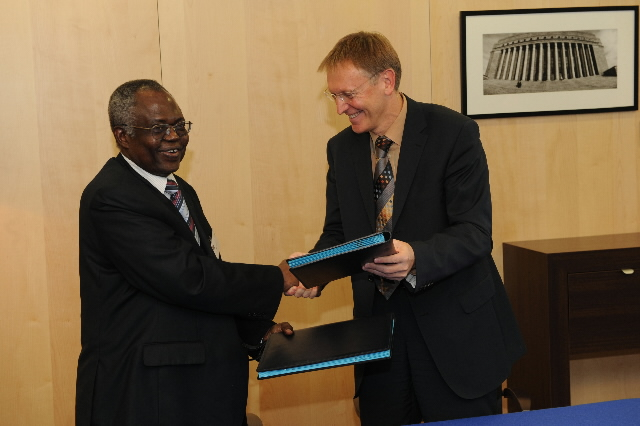 Launch of six EU/Africa common projects in the fields of science, information society and space