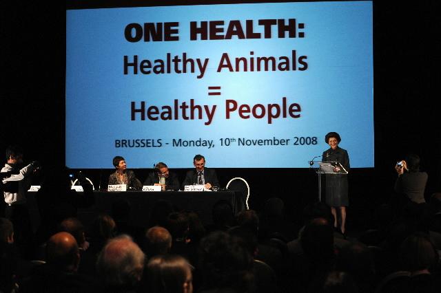 Lancement de la Semaine européenne vétérinaire