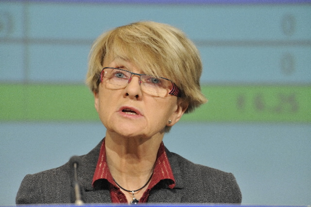Press conference by Danuta Hübner, Member of the EC, on cohesion policy