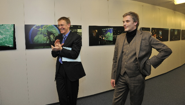 Participation of Janez Potočnik, Member of the EC, at the 7th exhibition of Slovenian art