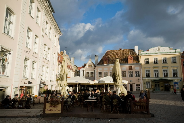The capitals of the EU: Tallinn