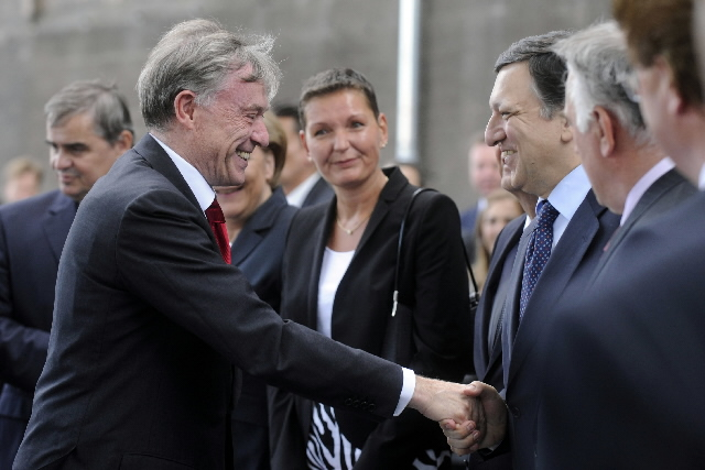 Participation of José Manuel Barroso, President of the EC, at the 60th anniversary celebration of the German Bundesrat