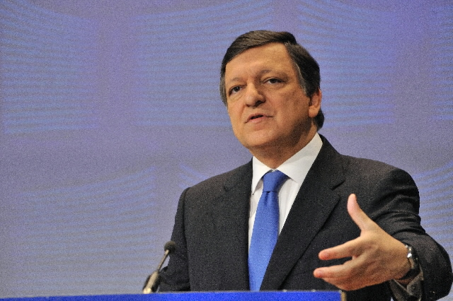 Press conference by José Manuel Barroso, President of the EC, ahead of the G8 Summit in Italy