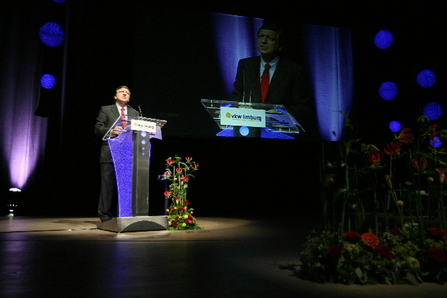 Participation of José Manuel Barroso, President of the EC, at the annual meeting of the VKW
