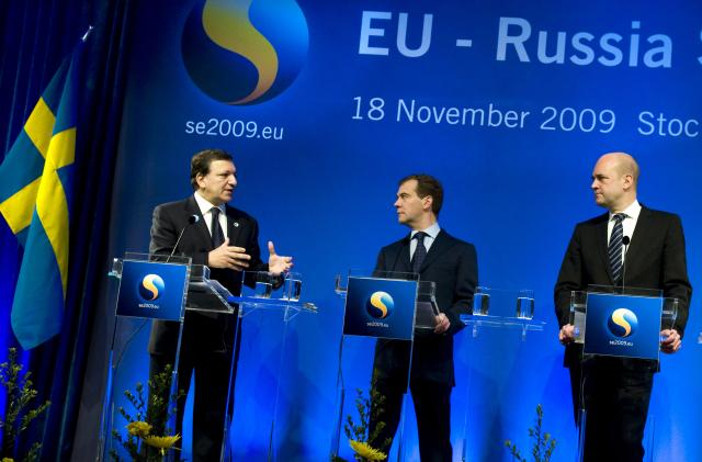 EU/Russia Summit, 18/11/2009