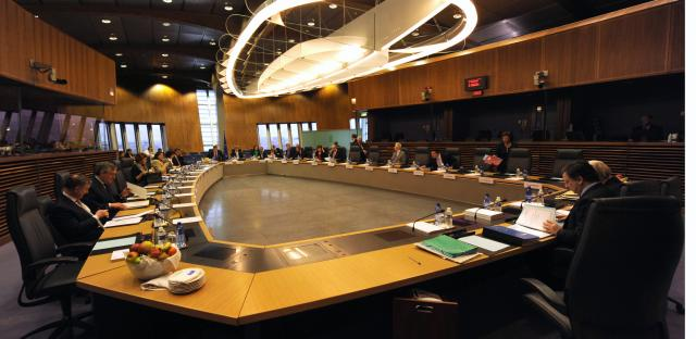 First weekly meeting of the Barroso II Commission