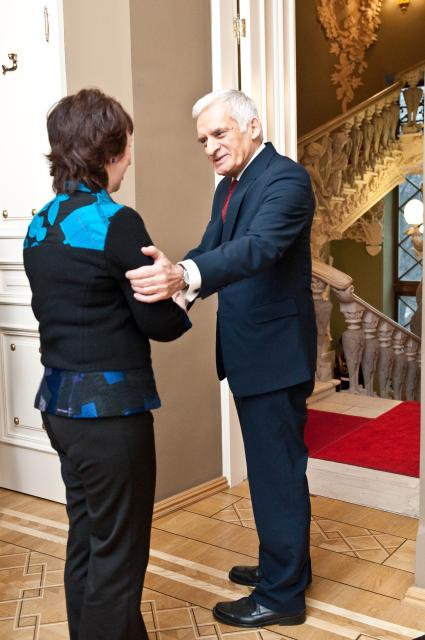 Visit of Catherine Ashton, High Representative of the Union for Foreign Affairs and Security Policy and Vice-President of the EC, and Jerzy Buzek, President of the EC, to Kiev