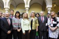 Participation of Viviane Reding, Vice-President of the EC, in the II European Roma Summit
