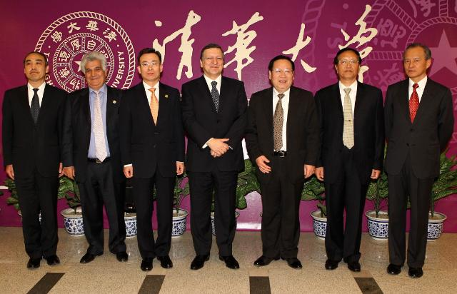 Visit of José Manuel Barroso, President of the EC, to China