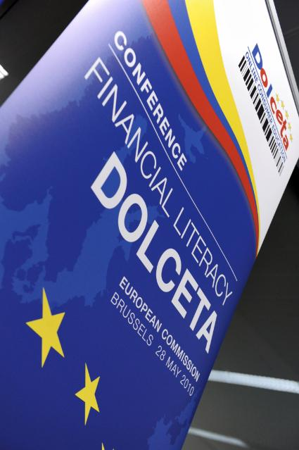 Participation of John Dalli, Member of the EC, at the conference Financial literacy: Dolceta