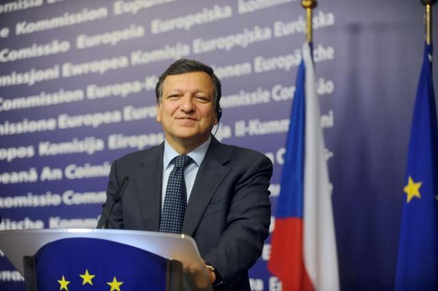 Visit of Petr Nečas, Czech Prime Minister, to the EC