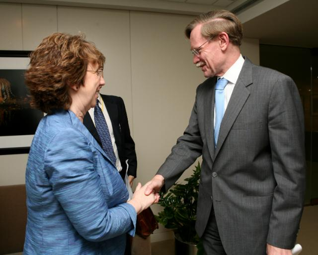 Visit of Catherine Ashton, Vice-President of the EC, to Washington