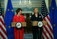 Visit of Catherine Ashton, Vice-President of the EC, to Washington