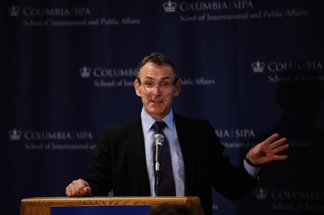 Speech by Andris Piebalgs, Member of the EC, at the Columbia University of New York