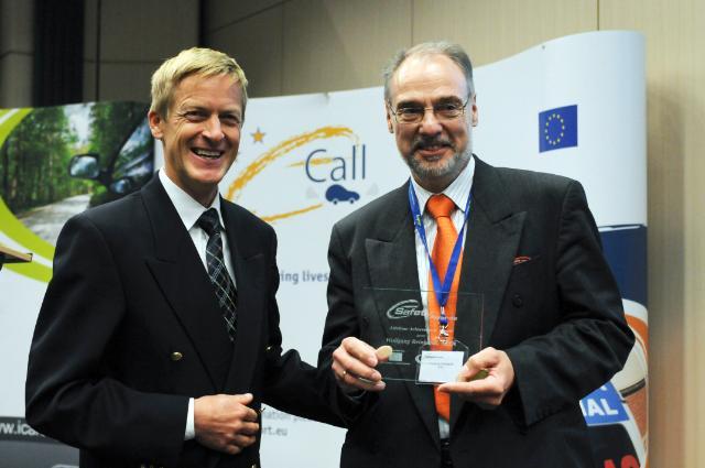 Cérémonie de remise de prix eSafety 2010