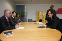 Visit of Miraš Radović, Montenegrin Minister for Justice, to the EC