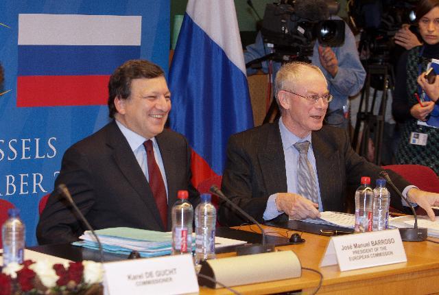 EU/Russia Summit, 07/12/2010