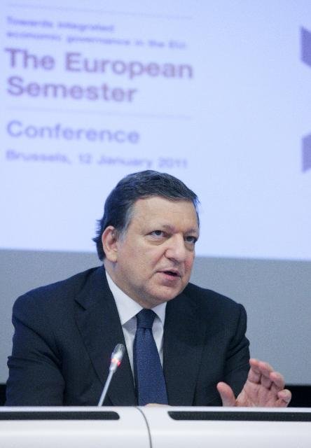 Conference Towards integrated economic governance in the EU: The European Semester