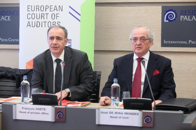Press conference by Members of the Court of Auditors on the Court of Auditors Special Report 14/2010