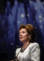 Participation of Neelie Kroes, Vice-President of the EC, at the 2011
