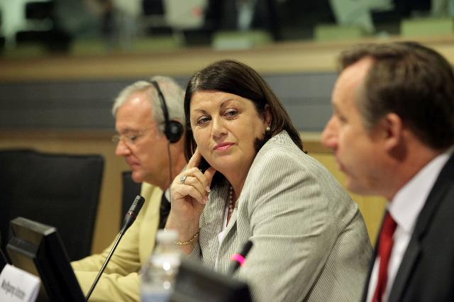 Participation of Máire Geoghegan-Quinn, Member of the EC, at the conference Innovation for Stronger Regions: Opportunities for Regional Actors in the 7th Framework Programme
