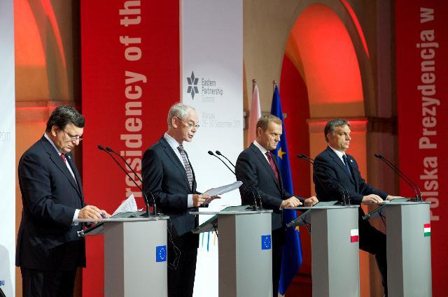 Eastern Partnership Summit, 29-30/09/2011