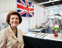Visit of Androulla Vassiliou, Member of the EC, to United Kingdom