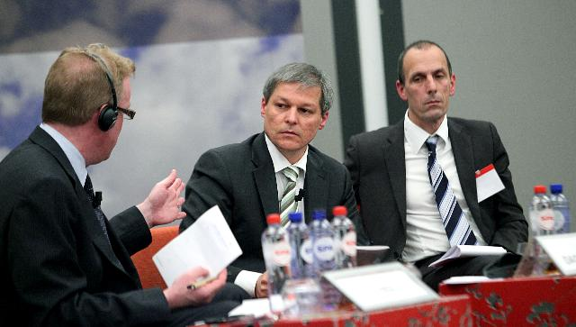 Participation of Dacian Cioloş, Member of the EC, at the AG-Press.eu Annual Network Event 2011