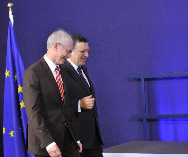 Brussels European Council, 09/12/2011