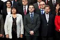 Participation of Johannes Hahn and Máire Geoghegan-Quinn, Members of the EC, at the Informal Competitiveness Council meeting