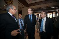 Visit of Andris Pieblags, Member of the EC, to Burma/Myanmar