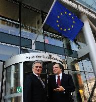 Visit of José Manuel Barroso, President of the EC, to Vienna