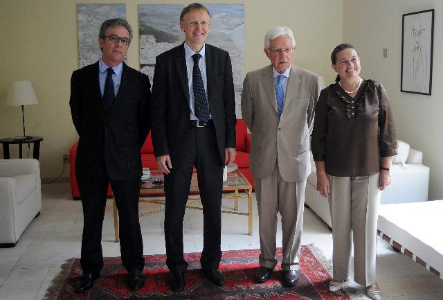 Visit of Janez Potočnik, Member of the EC, to Brazil