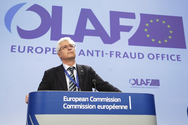 Press conference by Giovanni Kessler, Director-General of the OLAF, on the resignation of John Dalli, Member of the EC in charge of Health and Consumer Policy