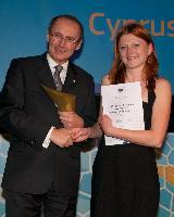 Cérémonie de remise du Prix européen de la promotion de l'esprit d'entreprise 2012