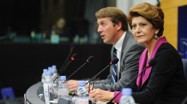 Press conference by Androulla Vassiliou, Member of the EC, on the EU Rethinking Education strategy