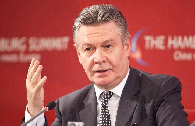 Participation of Karel De Gucht, Member of the EC, at the
