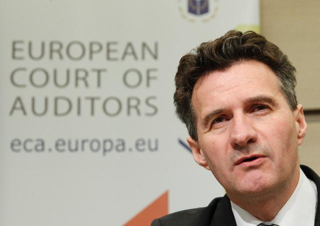 Press conference by Milan Martin Cvikl, Member of the European Court of Auditors, on the implementation of the EU programmes for integration of third-country nationals