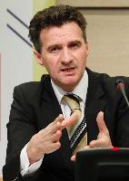 Conférence de presse de Milan Martin Cvikl, membre de la Cour des comptes européenne, sur la mise en œuvre des programmes de l'UE en faveur de l'intégration des ressortissants de pays tiers