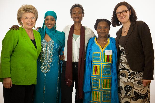 High-level roundtable to call for zero tolerance for female genital mutilation