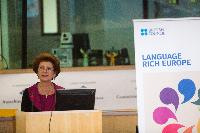 Participation of Androulla Vassiliou, Member of the EC, at the closing of the 'Language Rich Europe' Conference