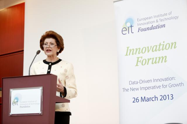 1st edition of the annual Innovation Forum organised by EIT